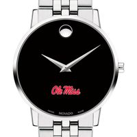Ole Miss Men's Movado Museum with Bracelet