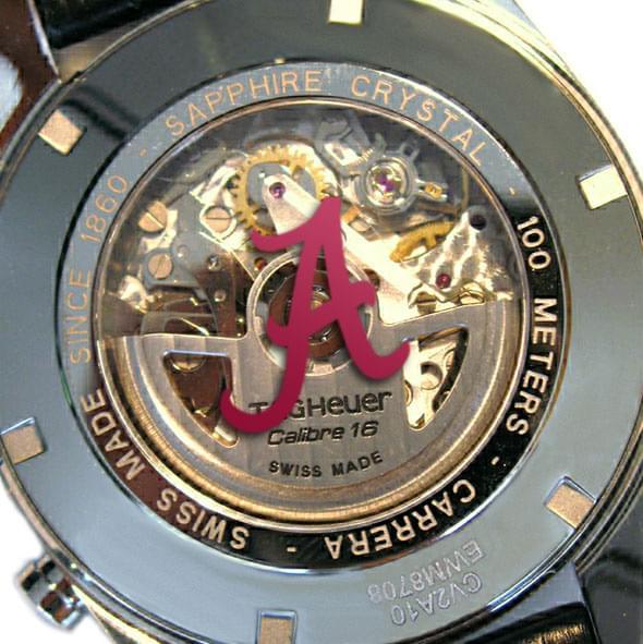 Alabama Men's TAG Heuer Carrera Tachymeter