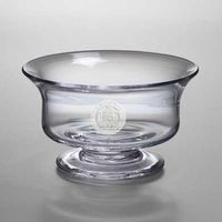 USMMA Large Glass Bowl by Simon Pearce