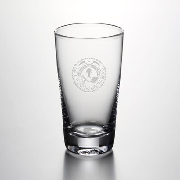 Miami University Ascutney Pint Glass by Simon Pearce