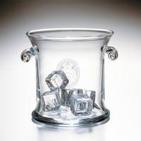 UVM Glass Ice Bucket by Simon Pearce