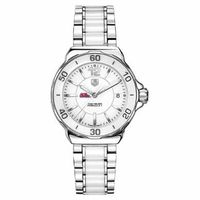 Ole Miss Women's TAG Heuer Formula 1 Ceramic Watch Image-1 Thumbnail