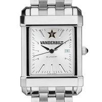 Vanderbilt Men's Collegiate Watch w/ Bracelet