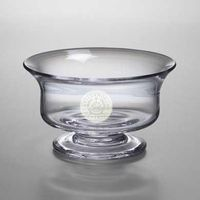 Villanova Medium Glass Presentation Bowl by Simon Pearce