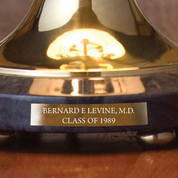 Berkeley Brass & Marble Lamp