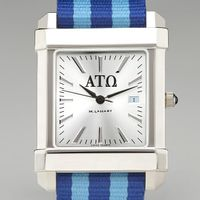 Alpha Tau Omega Men's Collegiate Watch w/ NATO Strap Image-1 Thumbnail