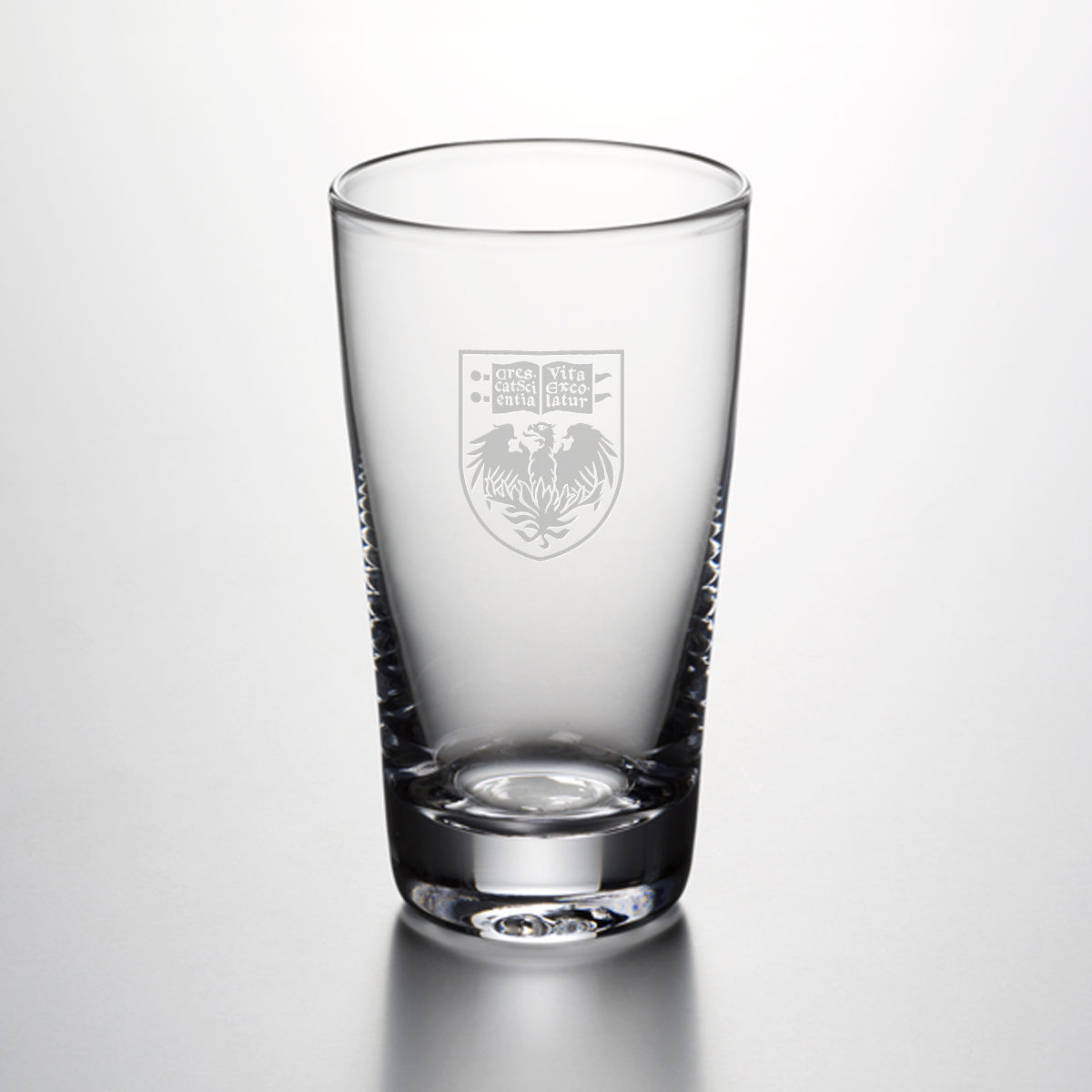 Chicago Pint Glass by Simon Pearce