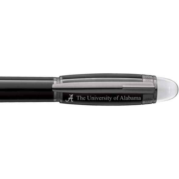 Alabama Montblanc StarWalker Fineliner Pen in Ruthenium