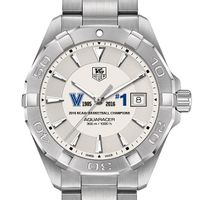 Villanova Champ 1985-2016 Men's TAG Heuer Steel Aquaracer