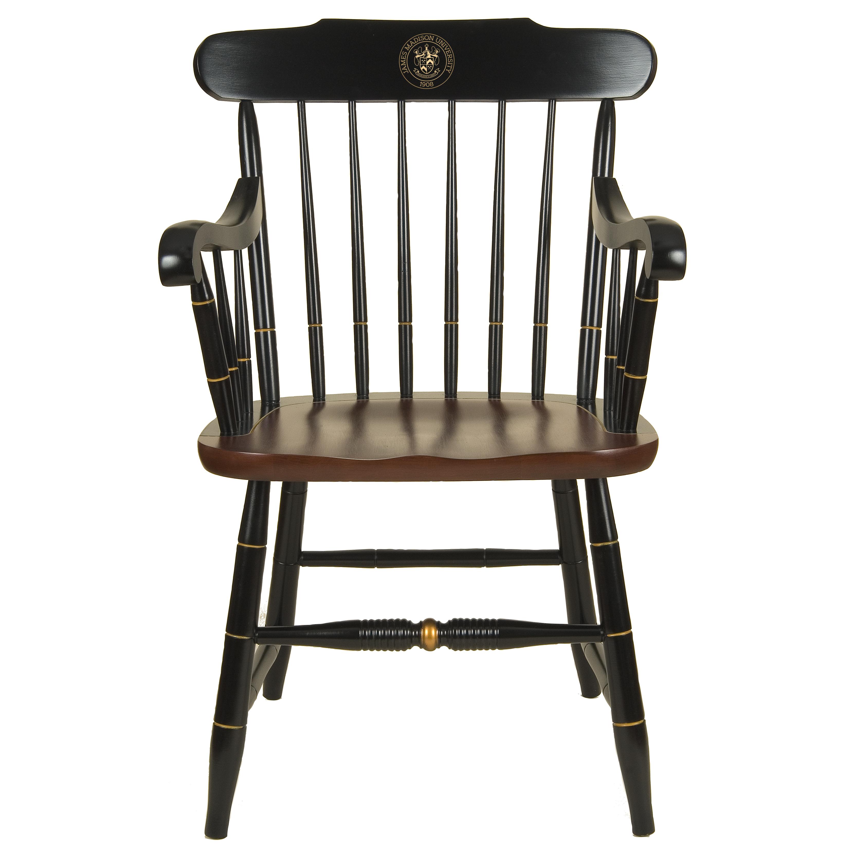 James Madison Captain Chair