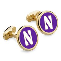 Northwestern Cufflinks