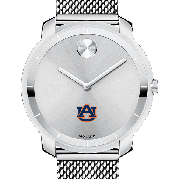 Auburn Women's Movado Stainless Bold 36