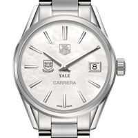 Yale Women's TAG Heuer Steel Carrera with MOP Dial