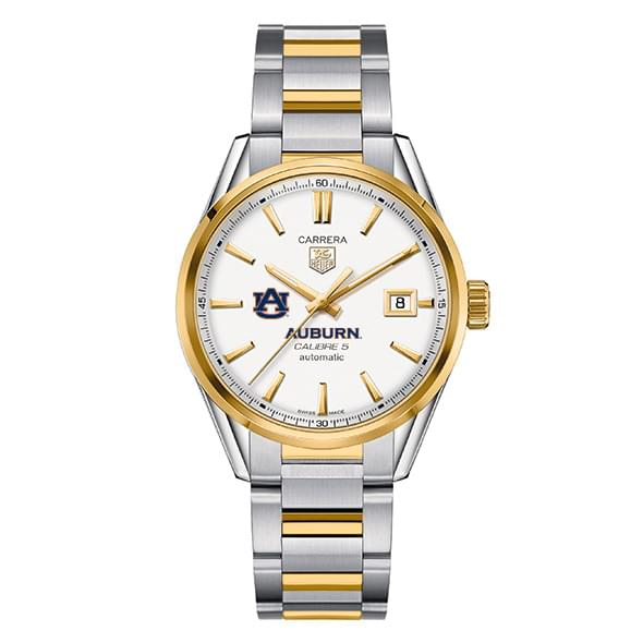 Auburn Men's TAG Heuer Two-Tone Carrera with Bracelet