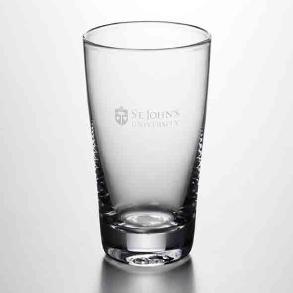 St. John's Ascutney Pint Glass by Simon Pearce