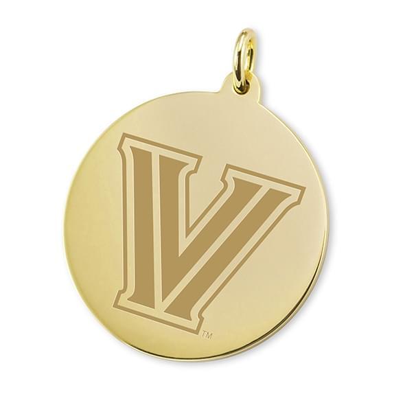Villanova 14K Gold Charm