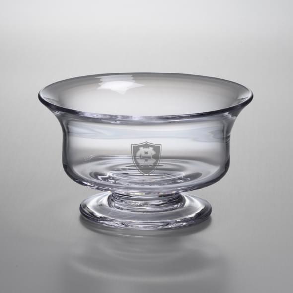 Holy Cross Medium Glass Presentation Bowl by Simon Pearce