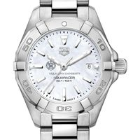 Villanova University Women's TAG Heuer Steel Aquaracer with MOP Dial