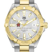 Maryland Men's TAG Heuer Two-Tone Aquaracer