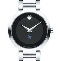 USAFA Women's Movado Museum with Steel Bracelet