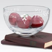 "Princeton 10"" Glass Celebration Bowl"