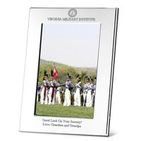VMI Polished Pewter 4x6 Picture Frame Image-1 Thumbnail