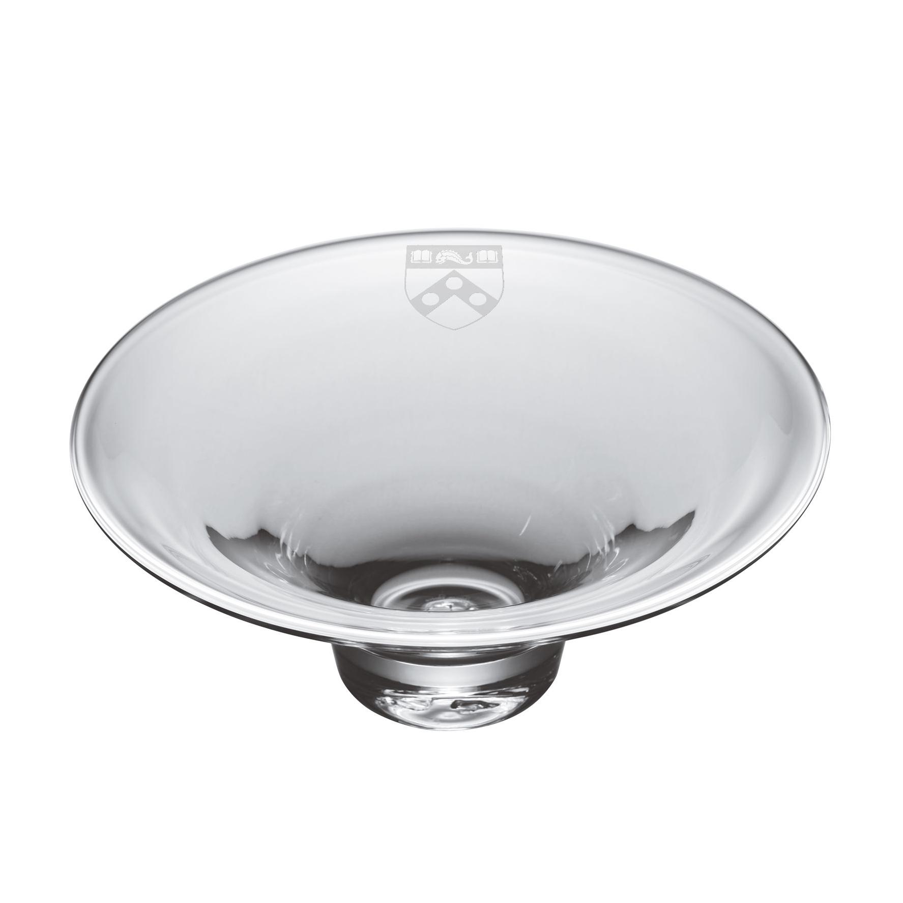 Penn Glass Hanover Bowl by Simon Pearce