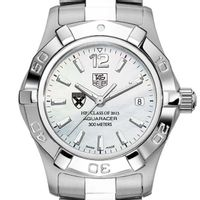 HBS Class of 2013 Women's TAG Heuer Mother of Pearl Aquaracer