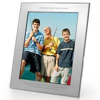 Polished Pewter 8x10 Picture Frame