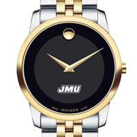 James Madison Men's Movado Two-Tone Museum Classic Bracelet