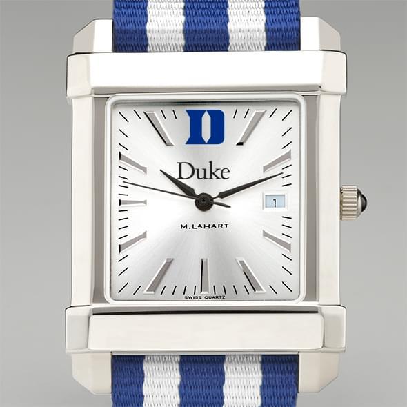Duke Men's Collegiate Watch with NATO Strap
