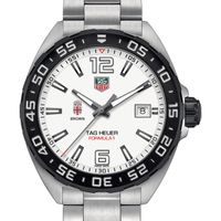Brown Men's TAG Heuer Formula 1