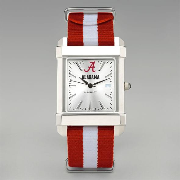 Alabama Men's Collegiate Watch with NATO Strap