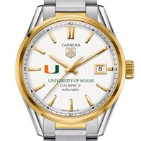 Miami Men's TAG Heuer Two-Tone Carrera with Bracelet