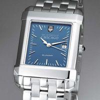 Chicago Men's Blue Quad Watch with Bracelet