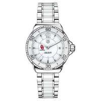 Oklahoma Women's TAG Heuer Formula 1 Ceramic Diamond Watch