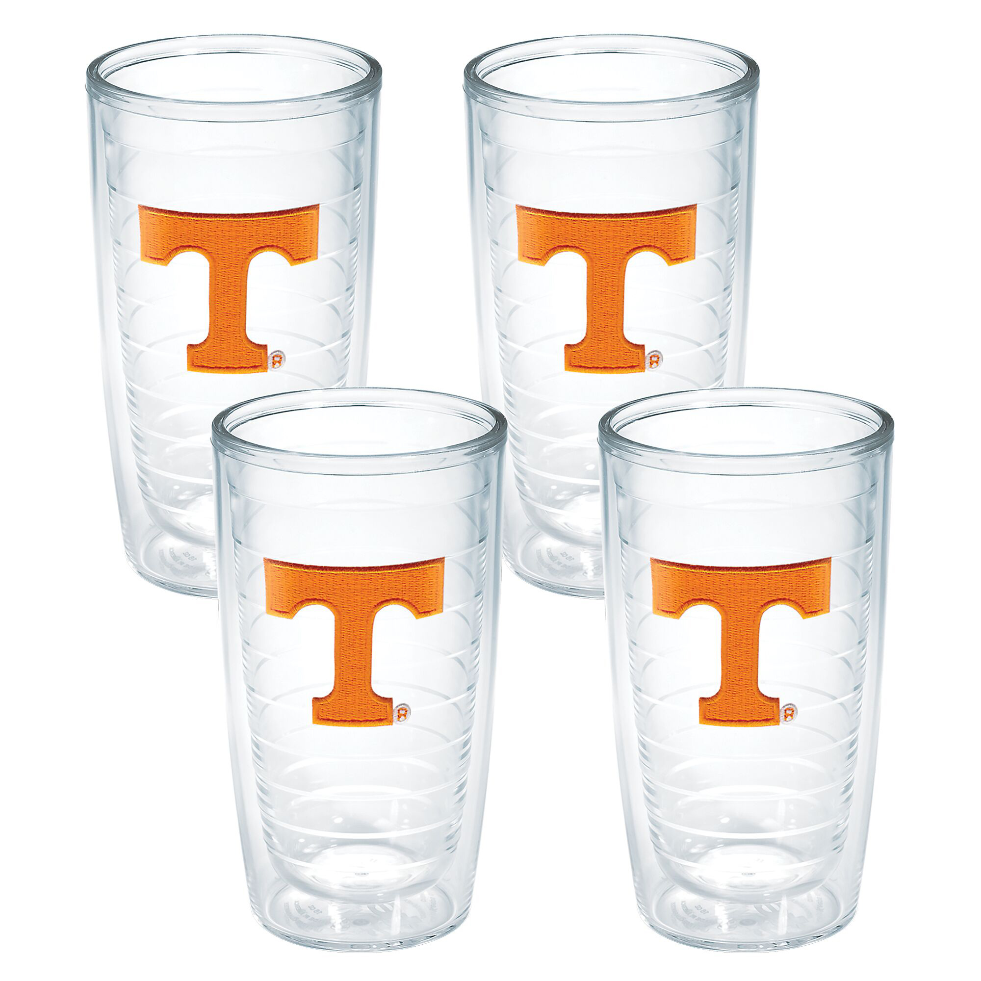 Tennessee 16 oz Tervis Tumblers - Set of 4