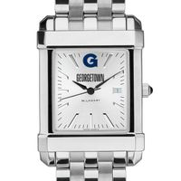 Georgetown Men's Collegiate Watch w/ Bracelet