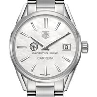 UVA Women's TAG Heuer Steel Carrera with MOP Dial