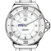 Texas Christian University Women's TAG Heuer Formula 1 Ceramic Watch