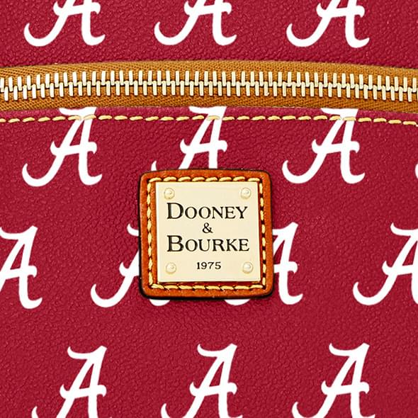 Alabama Dooney & Bourke Triple Zip Bag