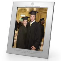 Arizona State Polished Pewter 8x10 Picture Frame