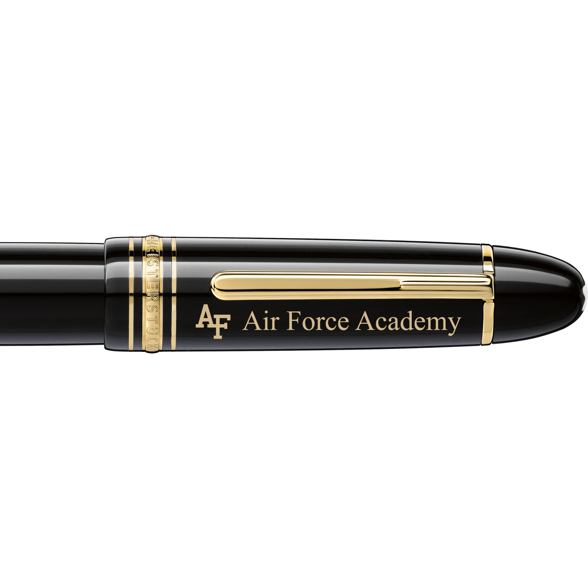USAFA Montblanc Meisterstück 149 Fountain Pen in Gold