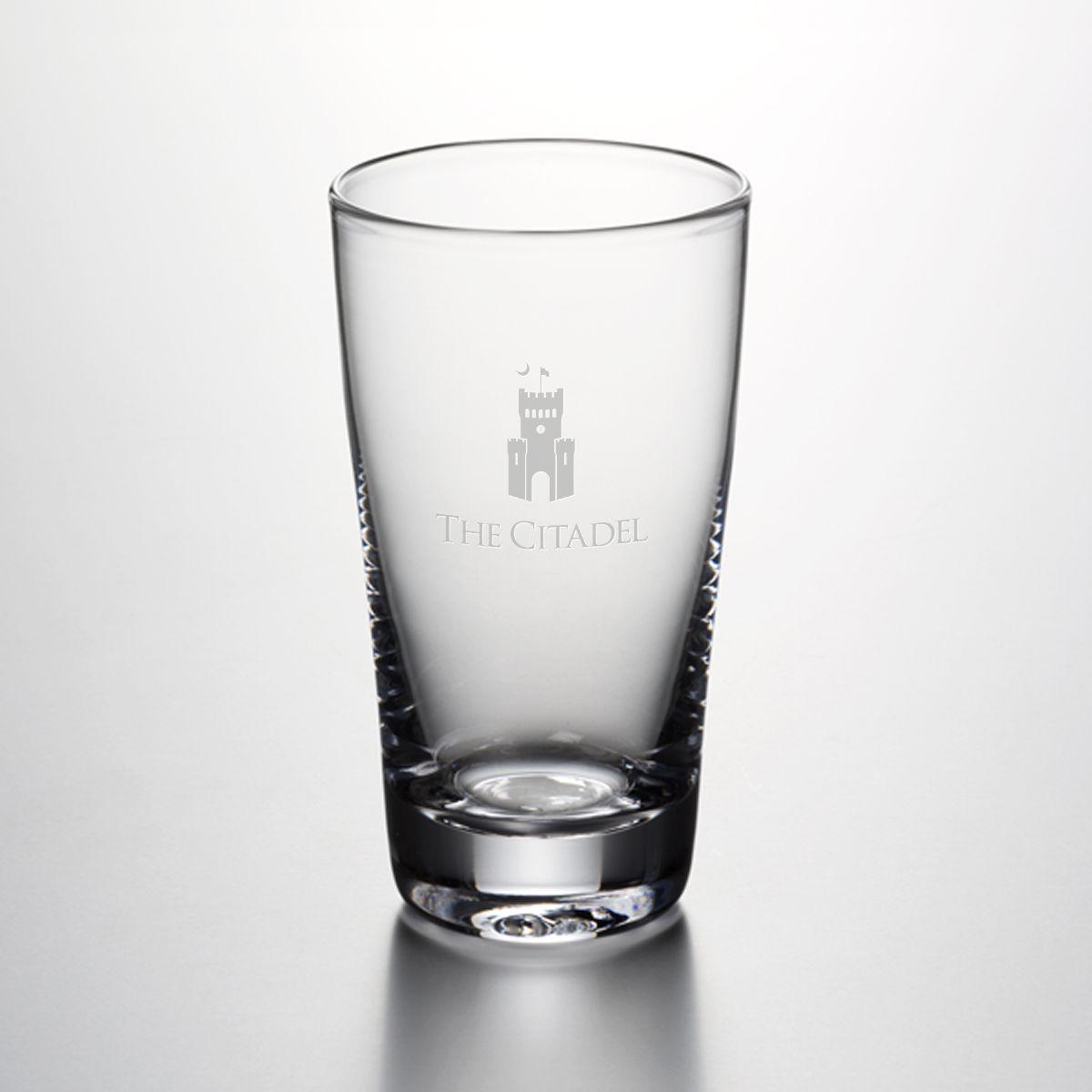 Citadel Pint Glass by Simon Pearce