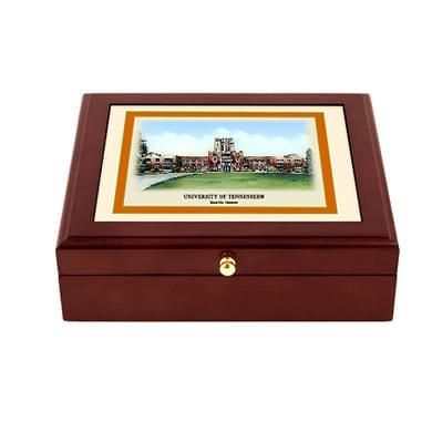Tennessee Eglomise Mini Desk Box