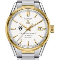 West Point Men's TAG Heuer Two-Tone Carrera with Bracelet Image-1 Thumbnail