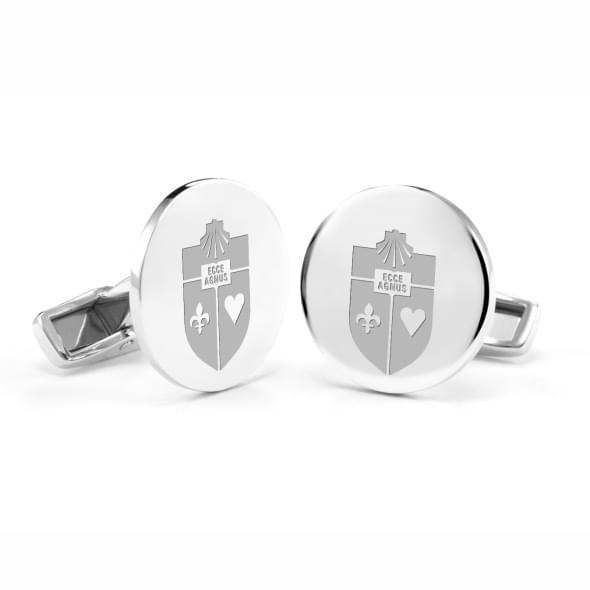 St. John's Sterling Silver Cufflinks