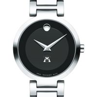 VMI Women's Movado Museum with Steel Bracelet
