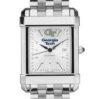 Georgia Tech Men's Collegiate Watch w/ Bracelet
