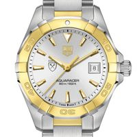 Emory Women's TAG Heuer Two-Tone Aquaracer